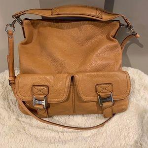 Michael Kors Pebble Leather handbag